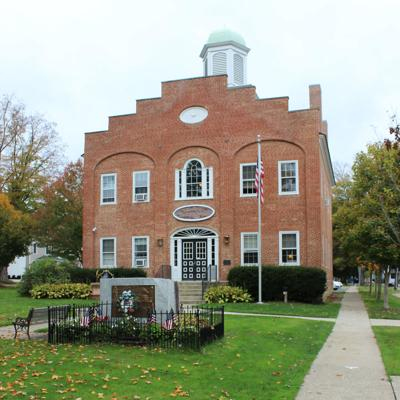 As village court is dissolved in Ellicottville, town courts