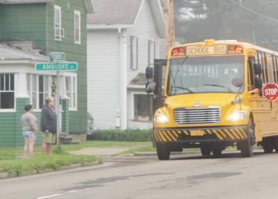 Salamanca school transportation personnel looking to reward student safety