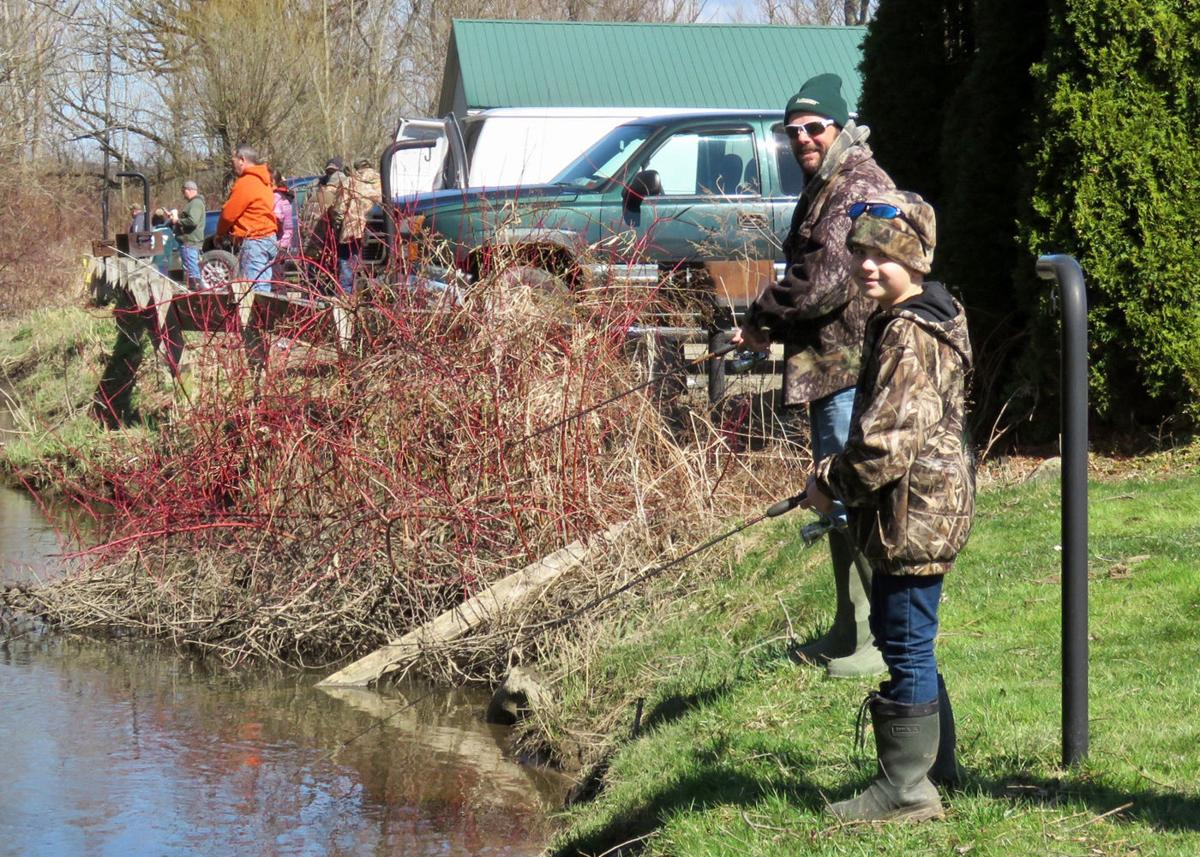 Trout Pond Open Christmas Day 2020 Trout Season Opening Day 2020 | Gallery | salamancapress.com