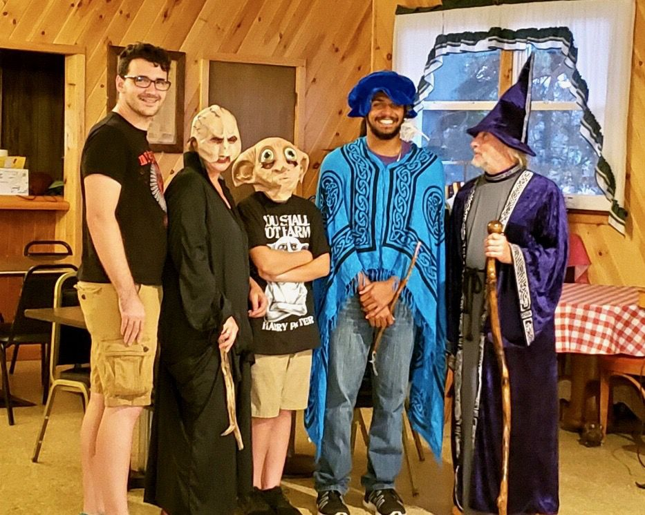 Quidditch Games raise funds for LV Lions Club programs wizards
