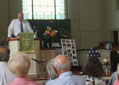 Keith Reed Memorial Service
