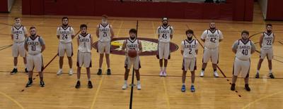 2021 Ellicottville boys basketball