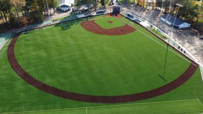 Vets Park Baseball field