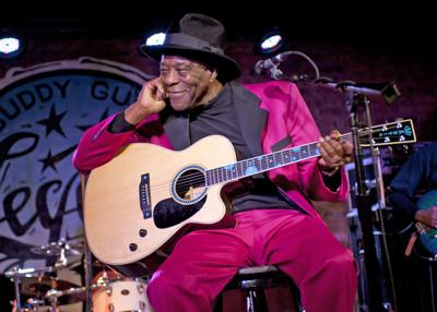 Buddy Guy, Kenny Wayne Shepherd Band to bring the blues to Salamanca