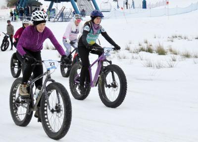 'Frosty CX' fat bike race returns to HoliMont Feb. 23