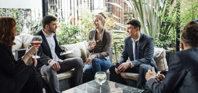 How to network and engage with your peers (and land your next big job)