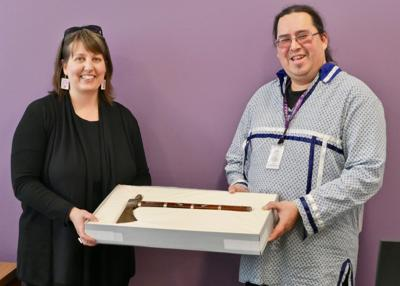 Seneca Nation celebrates return of Cornplanter pipe tomahawk