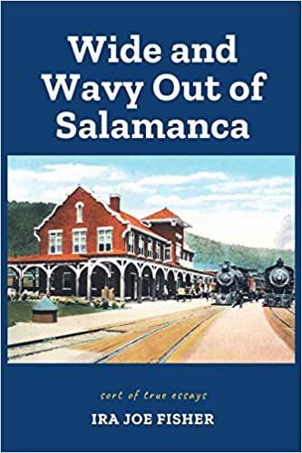 Ira Joe Fisher publishes book remembering childhood in Cattaraugus County