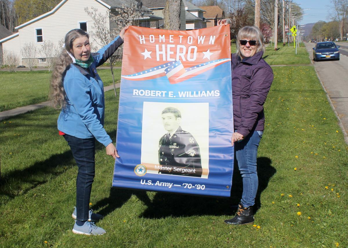 Honoring Salamanca's 'Hometown Heroes' for Memorial Day and beyond Williams