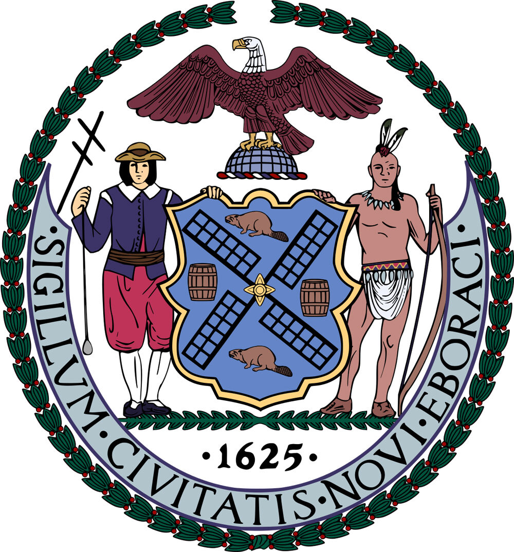 Seneca president: NYC seal 'example of outdated and racist imagery'
