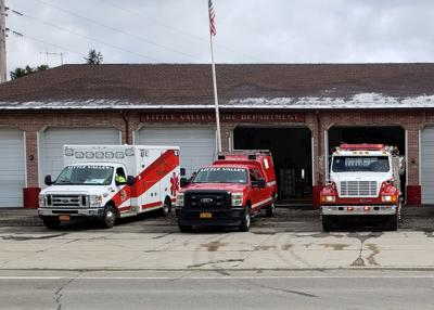 Little Valley Fire Dept. to purchase fire truck with voter approval