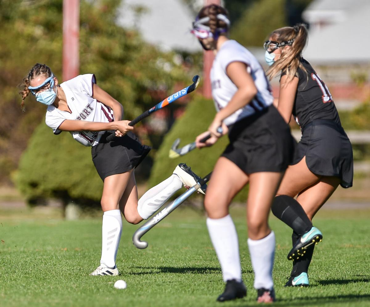 Rockport vs. Ipswich field hockey for GDT and SNEWS
