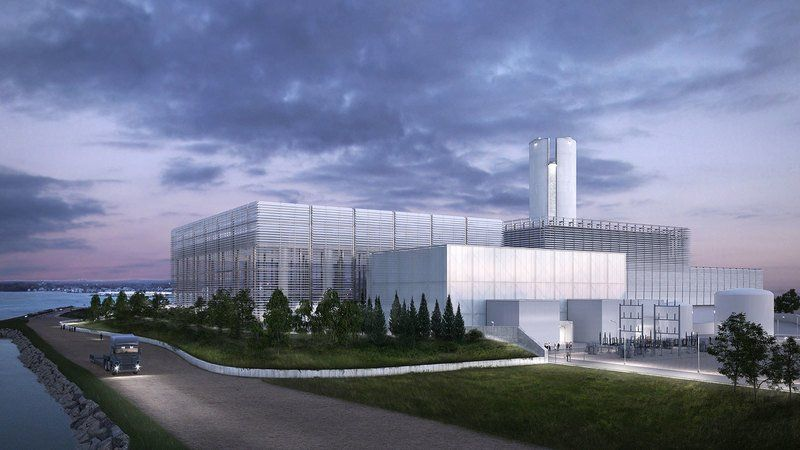 Salem's Footprint power plant secures financing
