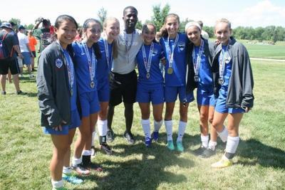 Edson helps North Shore contingent win national championship with FC Boston Scorpions