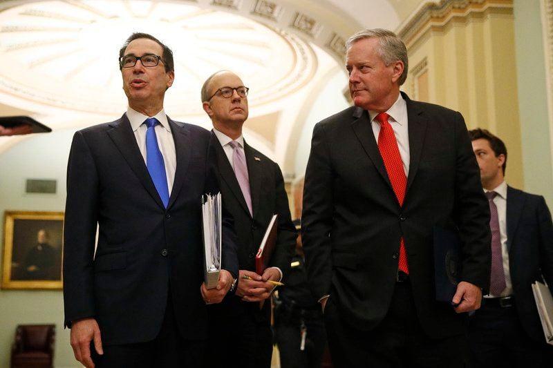 White House, Congress agree on $2 trillion virus rescue bill