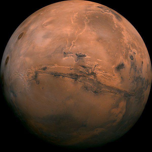 NASA spacecraft lands on surface of Mars