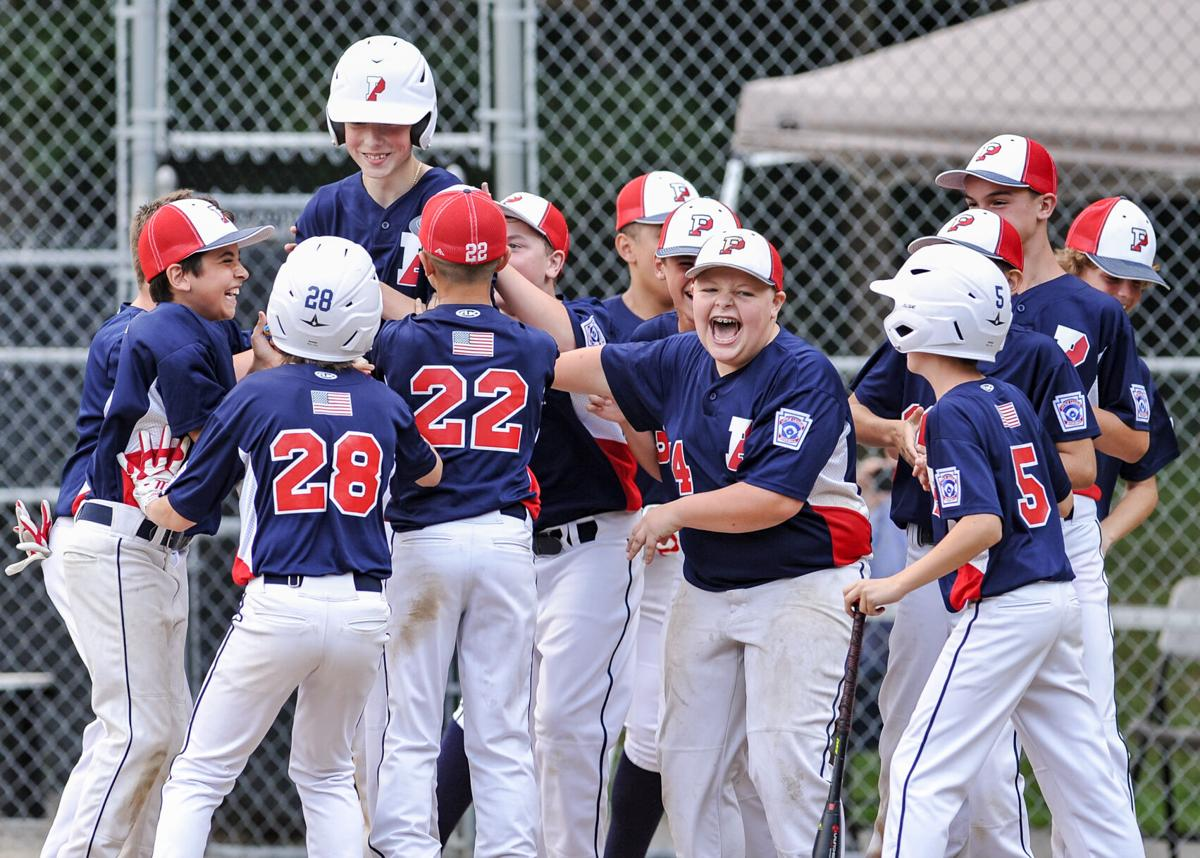 Section 4 Little League opening day