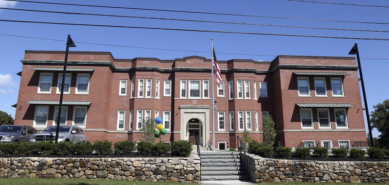 Former McKay School in Beverly reopens as apartments