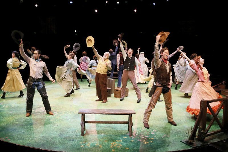 Songs of innocence and experience: 'Oklahoma!' brings classic story to North Shore Music Theatre