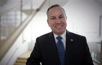 Incomingpresident says Endicott in strong financial shape