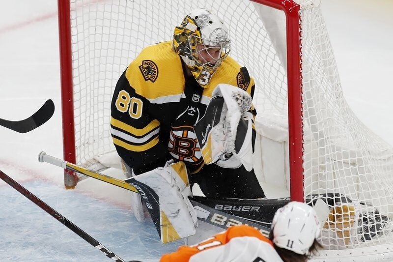 Phil Stacey On Hockey: Are we seeing a glimpse of the Bruins future goaltending situation?