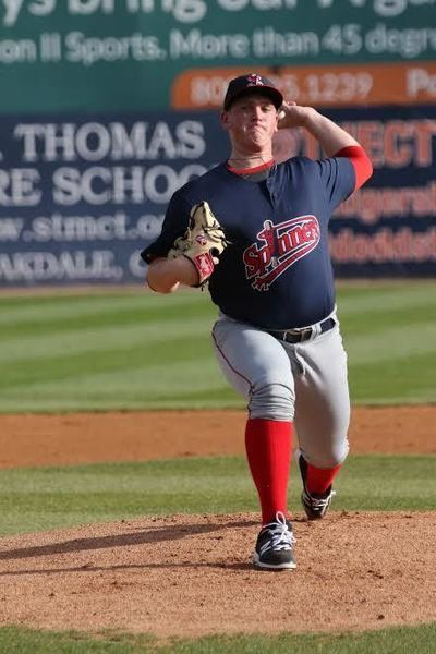 Trahan pitches to save minor league teams
