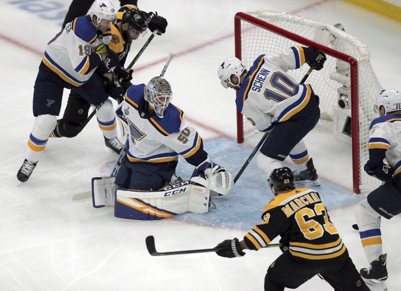 On Hockey: Bruins have to win best-on-best matchups as Cup Finals shifts to St. Louis