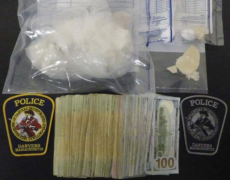 Cocaine suspect eludes police