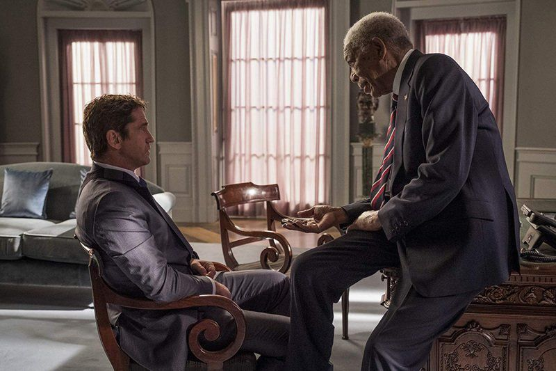 Movie review: 'Angel Has Fallen,' and so has the franchise