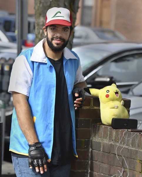 Hundreds turn out in Salem for Pokémon-themed event