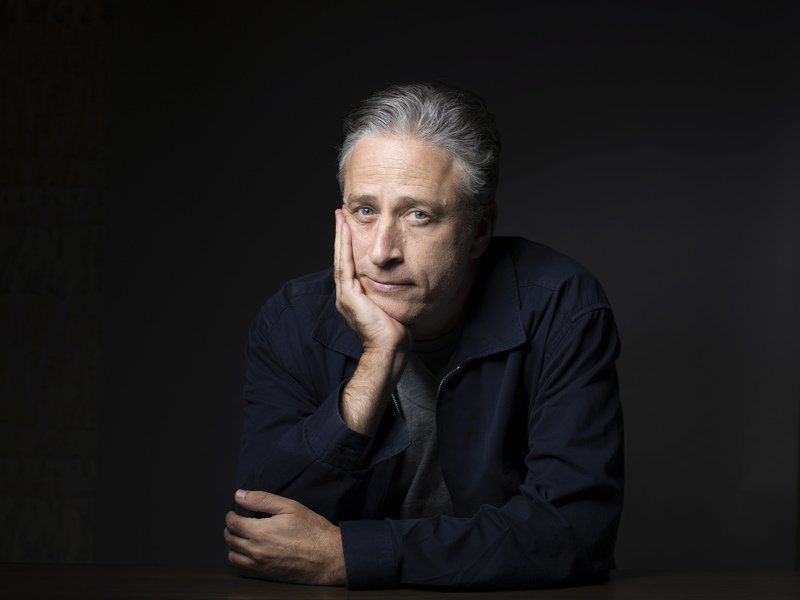 Q&A: Jon Stewart is still fighting for the middle ground