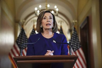 Pelosi orders impeachment probe: 'No one is above the law'