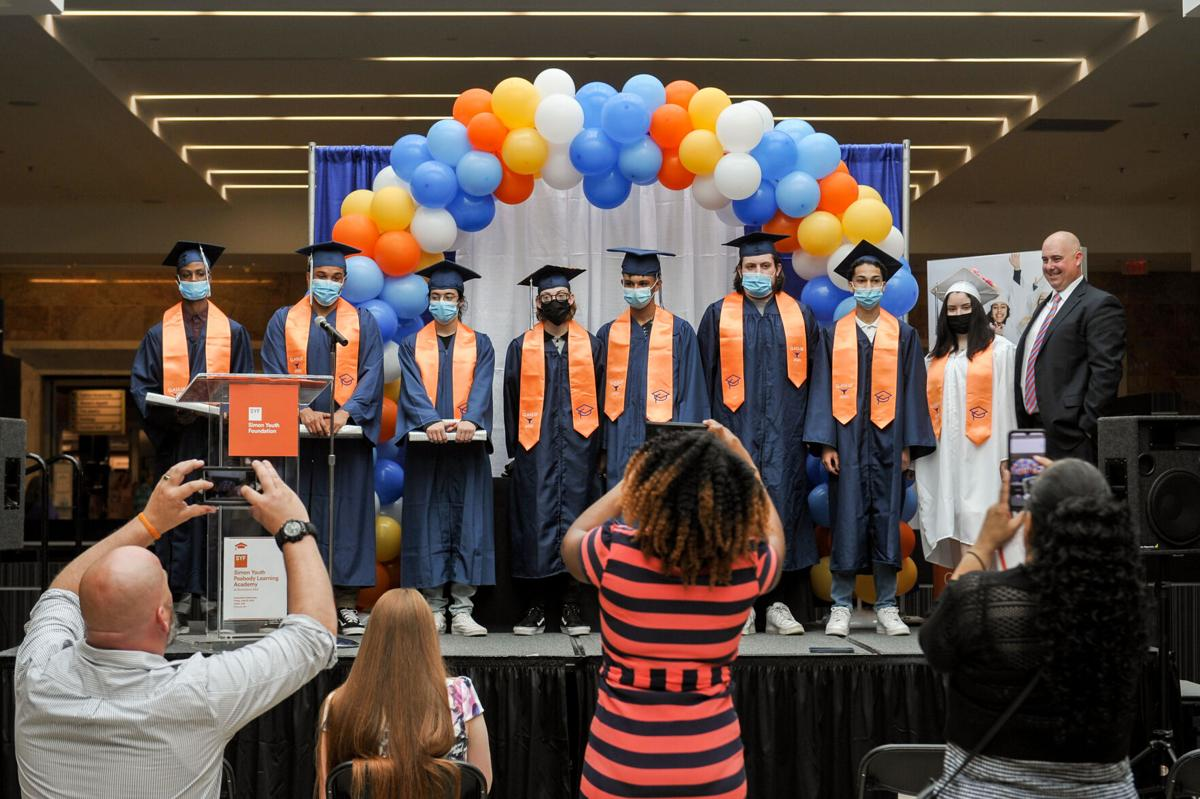 2021 Peabody Learning Academy graduation