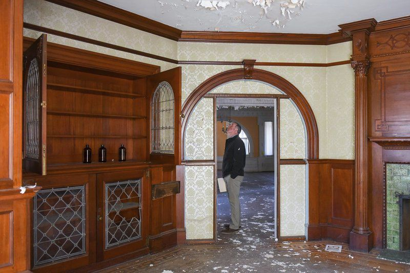 What's in store for Peabody's O'Shea Mansion | Local News