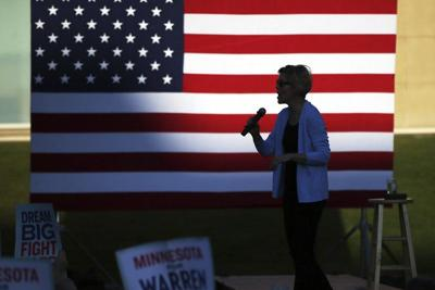 Column: Elizabeth Warren just proved she's the best candidate