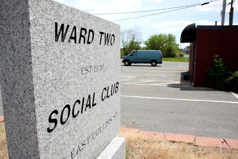 Social club in Salem's Ward 2 heading to auction block