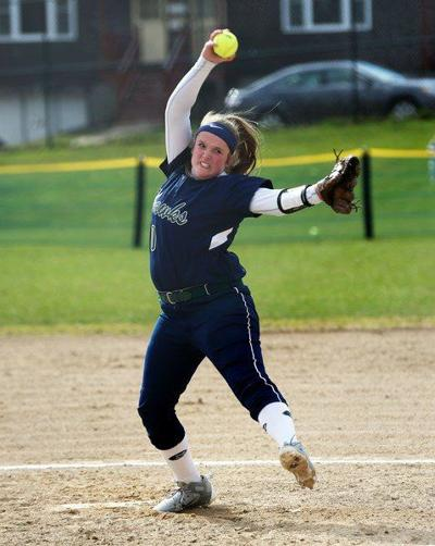 Seniors Say with ... Essex Tech softball superstar Sheree Fallon