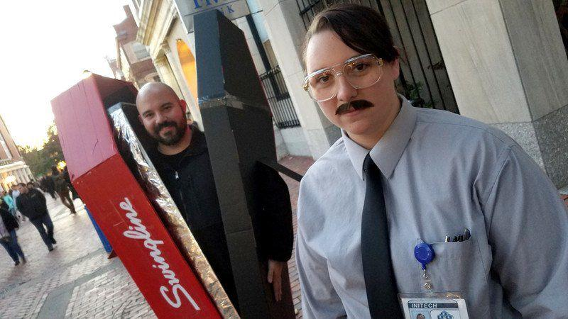 Halloween Profile Milton From Office Space Local News