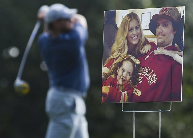 Pete Frates 3 Golf Classic raises over $30,000 in event's third year