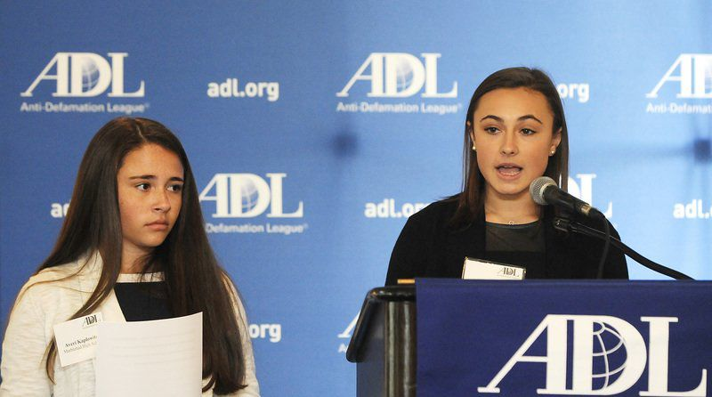 Two students speak out against anti-Semitic symbol
