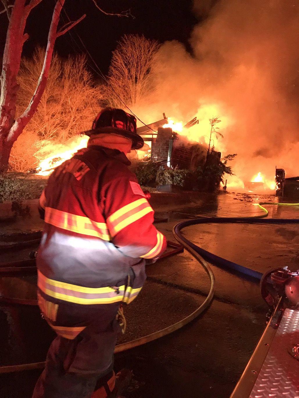 Fire engulfs Ipswich home   News   salemnews com