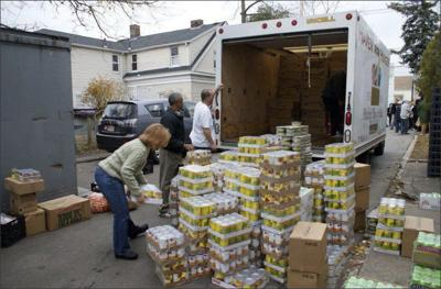 Merger will allow Peabody food pantry to keep its doors open