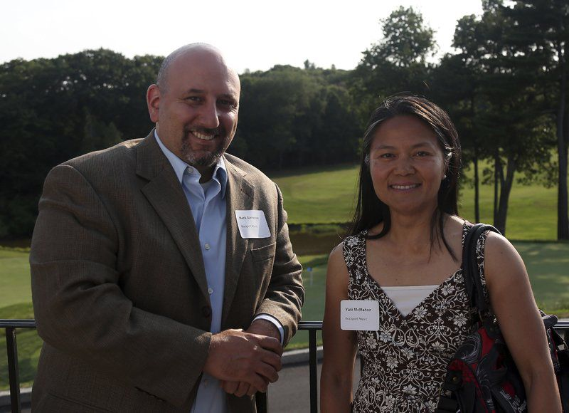 Gatherings North Shore Chamber of Commerce After Hours at Salem Country Club