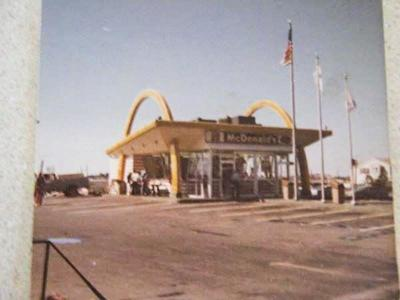 Facing demolition, old McDonald's was 'one of the first'