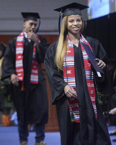 Salem State University commencement