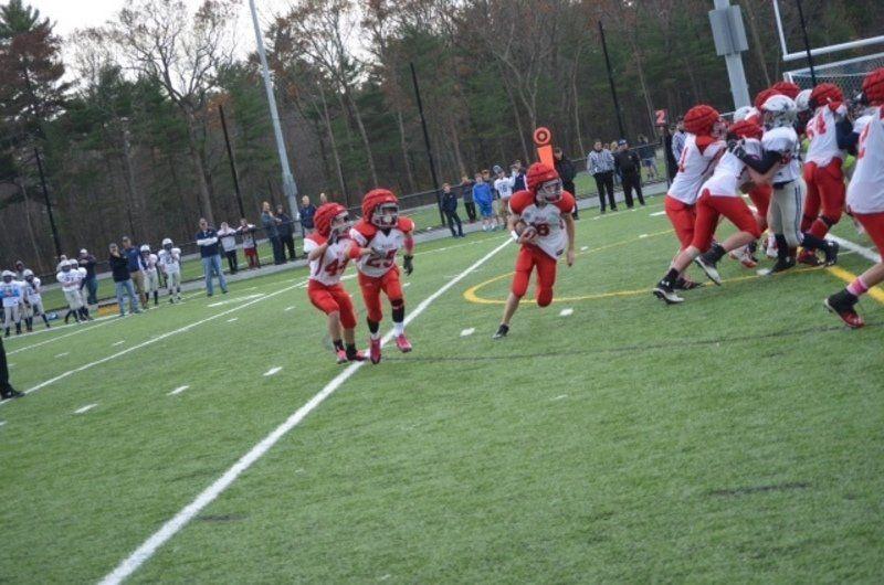 Masconomet youth football program enjoys incredible season