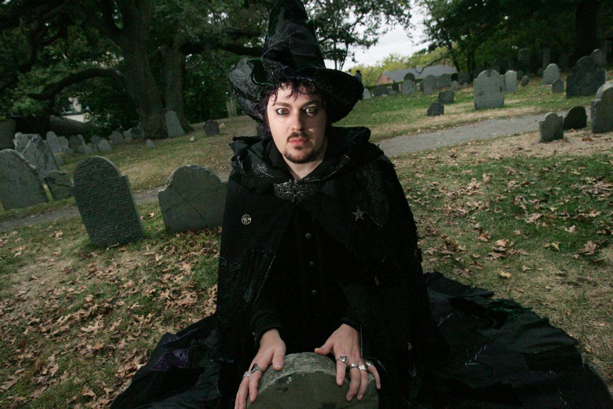 A dummies guide to Salem witches: From witchcraft school to vampire