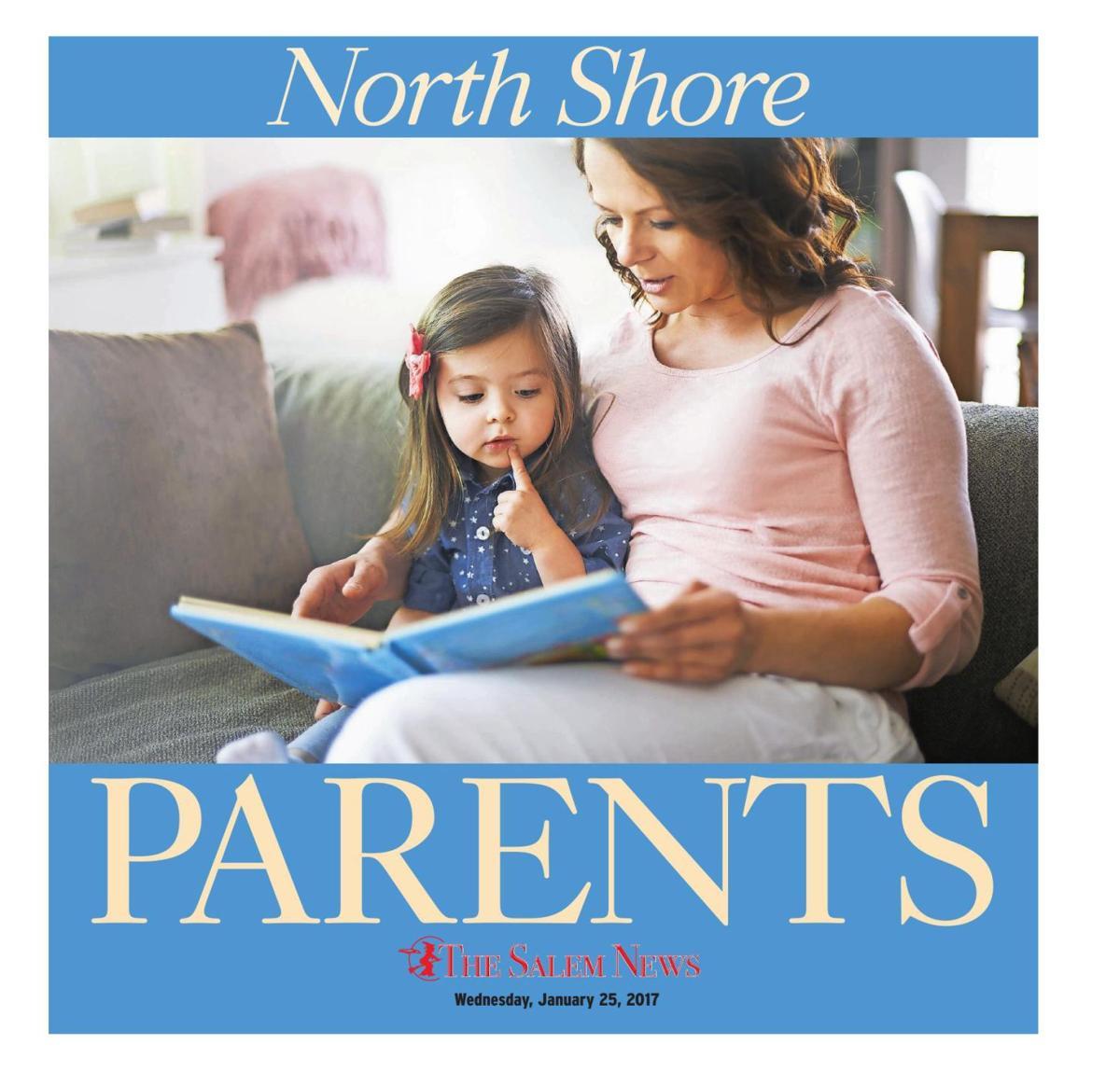 North Shore Parents, Winter 2017