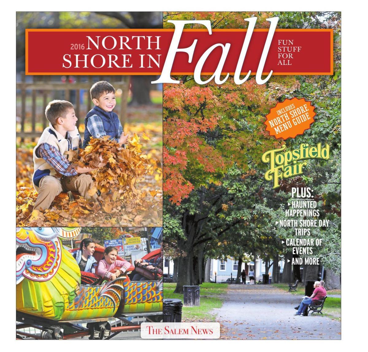 North Shore in Fall 2016