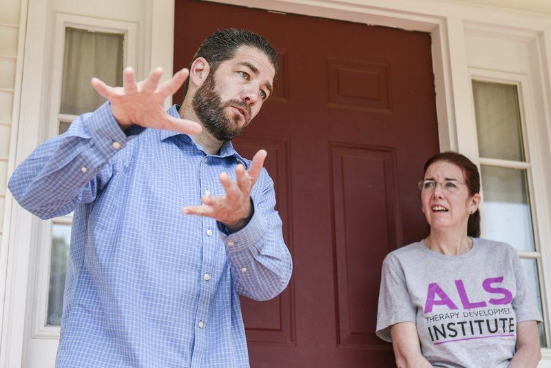 Siblings,both battling ALS, fight for more treatment options